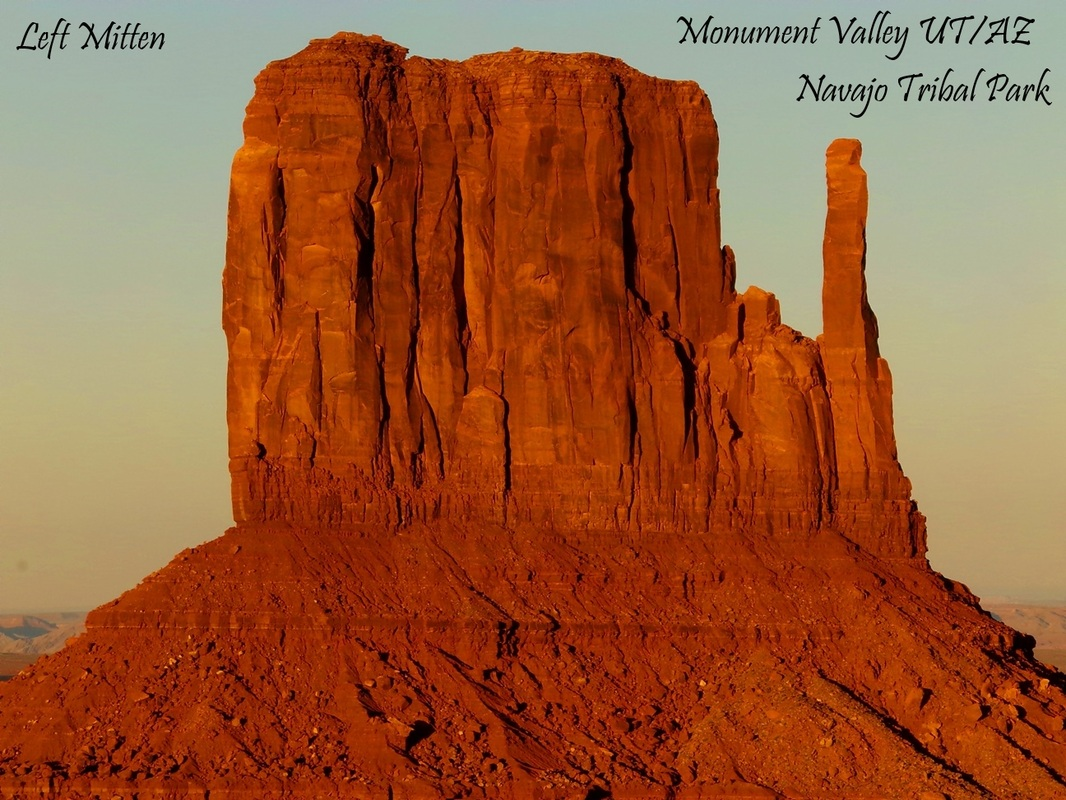 Tear Drop Arco B - B, Monument Valley, Utah, Arizona, Reserva Navajo Bed and Breakfast - Tear Drop (Tear Arco Gota, Monument Valley de Utah)